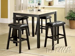 Pacific Imports Pub w Four Stools