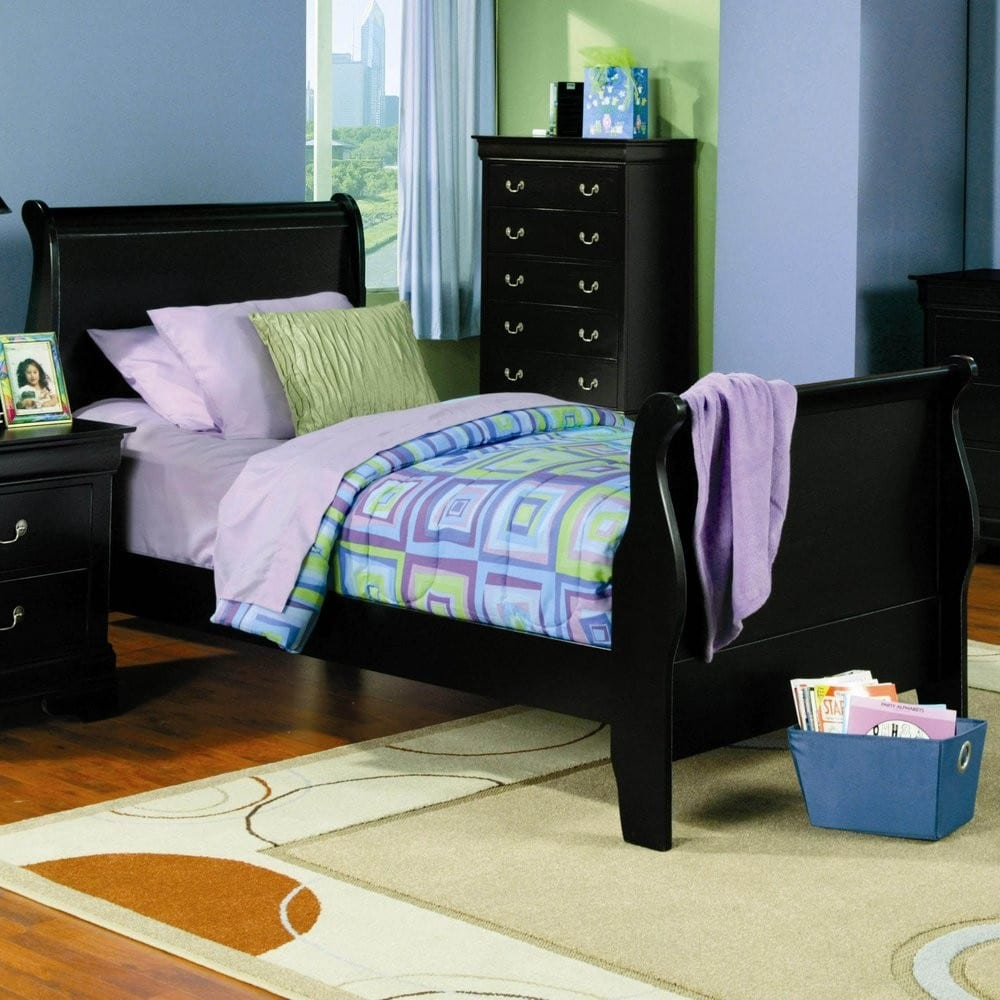 Louis Philippe Complete Bedroom Suite by Coaster Furniture