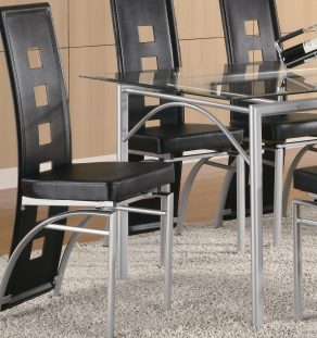 coaster dining table 101682